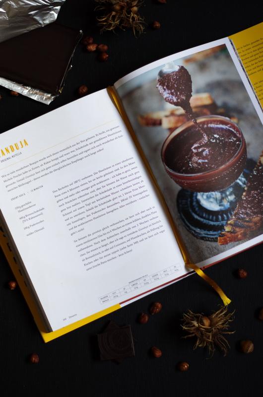 Gianduia Rezept aus dem Buch von Jamie OLiver